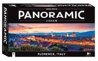 Hinkler: Panmoramic 1,000 Piece Jigsaw - Florence Italy