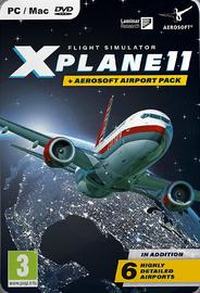 X-Plane 11 & Aerosoft Airport Collection for PC