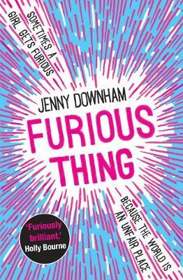 Furious Thing by Jenny Downham image