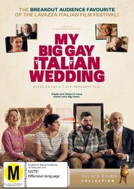 My Big Gay Italian Wedding on DVD image