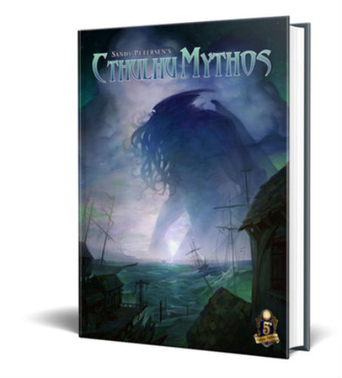 Sandy Petersen's Cthulhu Mythos in 5E image