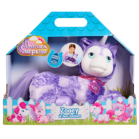 Unicorn Surprise: Plush Playset - Zooey & Her Babies image