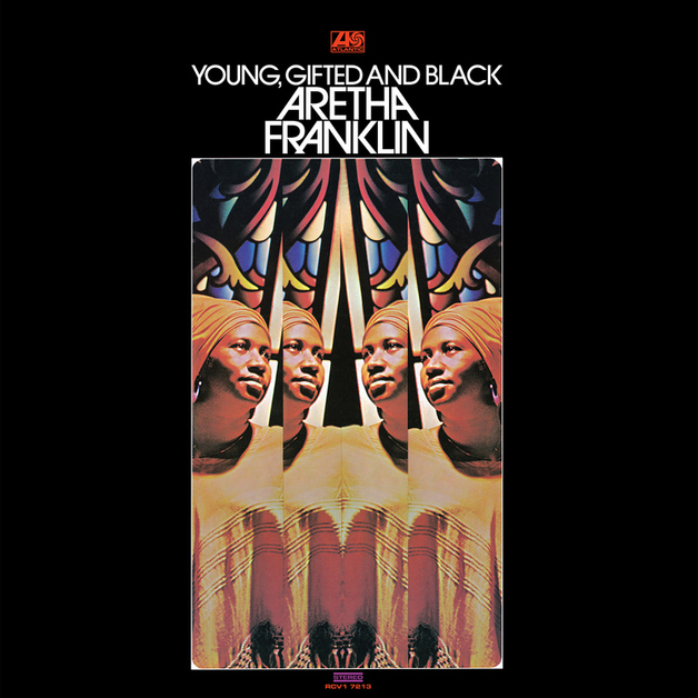 Young, Gifted And Black (Limited Coloured Vinyl) by Aretha Franklin