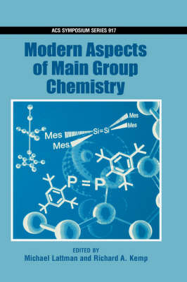 Modern Aspects of Main Group Chemistry image