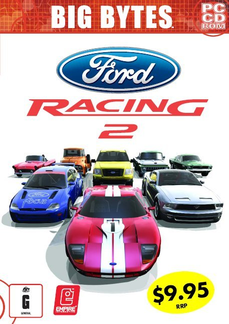 Ford Racing 2 for PC Games