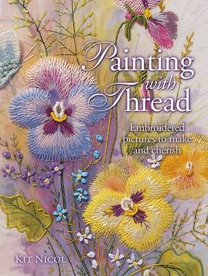 Painting with Thread by Kit Nicol