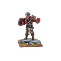 Kings of War Ogre Captain Grokagamok