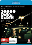 20,000 Days on Earth on Blu-ray