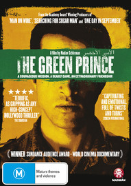 The Green Prince on DVD