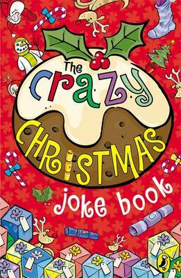The Crazy Christmas Joke Book image