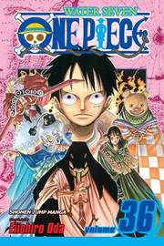 One Piece, Vol. 36 by Eiichiro Oda