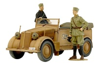 Tamiya: 1/35 508cm Coloniale Staff Car - Model Kit image