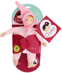 Bonikka: Serafina doll - Pink