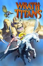Wrath of the Titans by Darren G. Davis