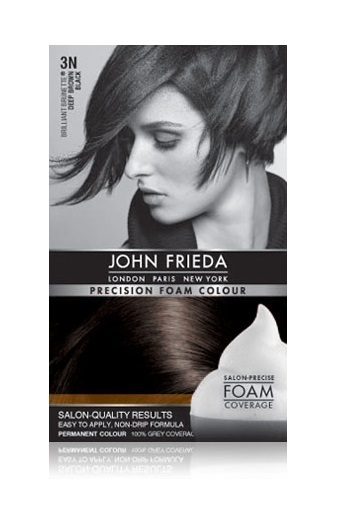 John Frieda Precision Foam Colour - 3N (Deep Brown Black)