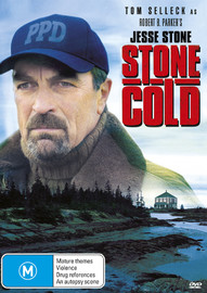 Jesse Stone: Stone Cold on DVD