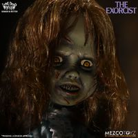 Living Dead Dolls: The Exorcist - Movie Themed Doll