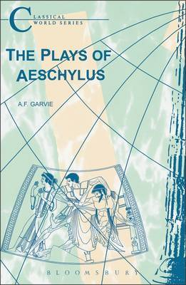 The Plays of Aeschylus by A.F. Garvie image