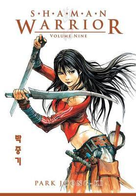 Shaman Warrior Volume 9 by Park Joong-Ki image