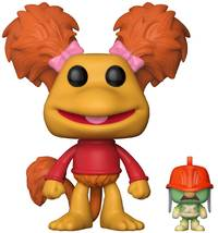 Fraggle Rock - Red with Doozer Pop! Vinyl Figure