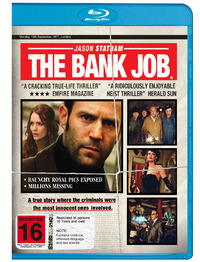 The Bank Job on Blu-ray