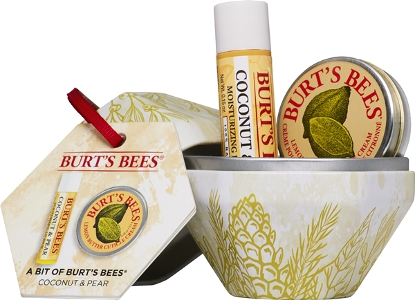 Burt's Bees: A Bit of Burt's Bees Bauble Gift Set - Coconut & Pear