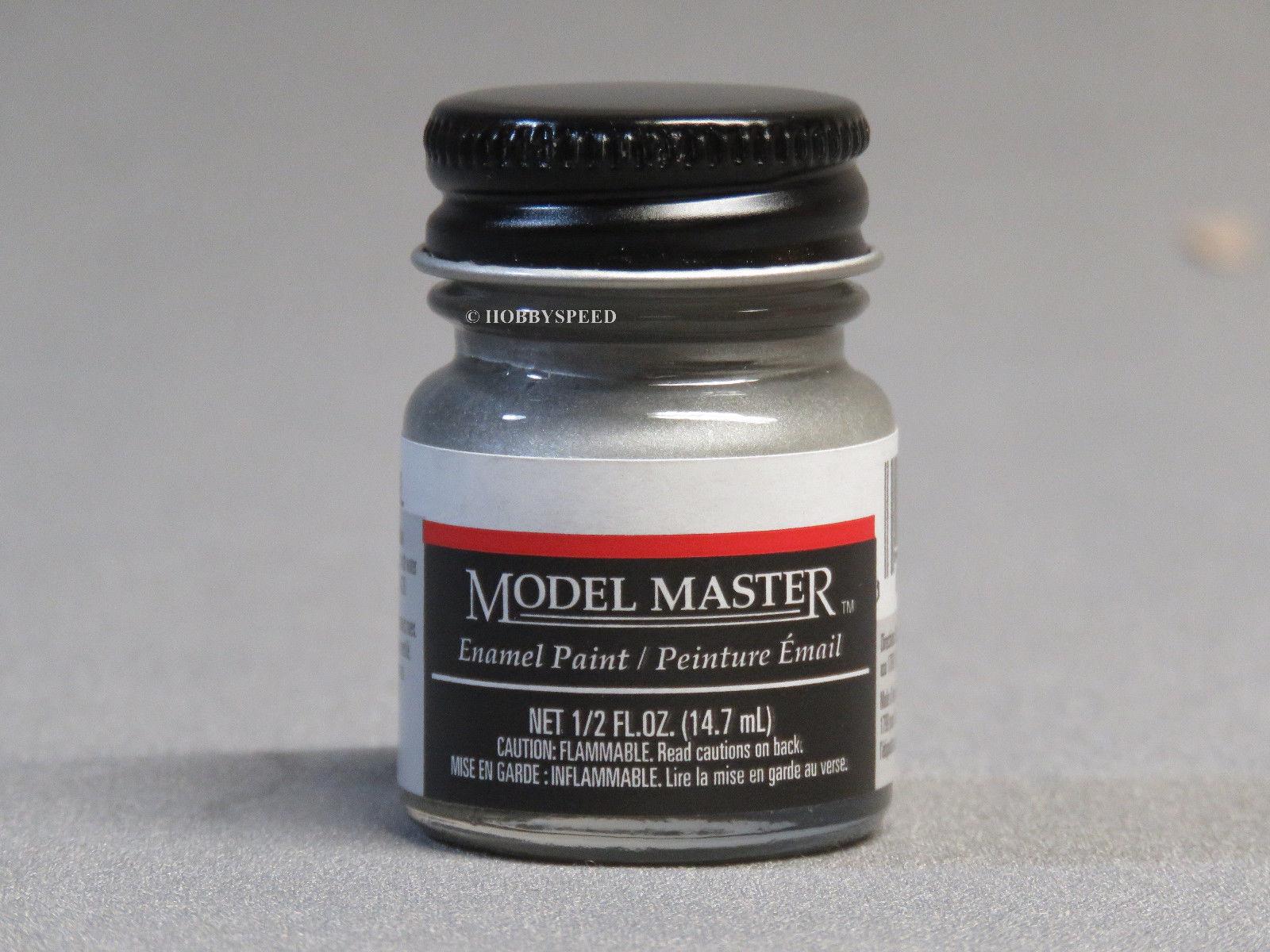 Testors: Enamel Paint - Steel (Flat) image
