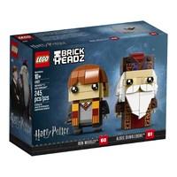 LEGO Brickheadz: Ron & Dumbledore (41621)