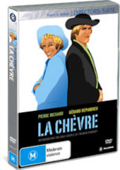La Chevre on DVD