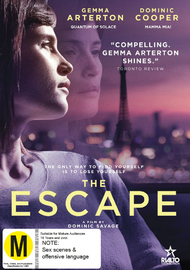 The Escape on DVD