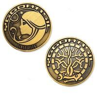 Overlord III: Yggdrasil Gold Coin Replica Coin