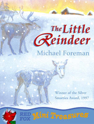 The Little Reindeer by Michael Foreman image