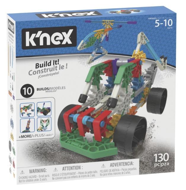K'NEX - 10-in-1 Building Set
