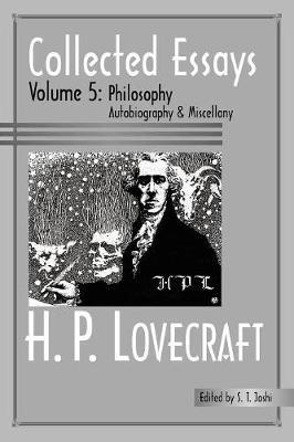 Collected Essays 5 by H.P. Lovecraft