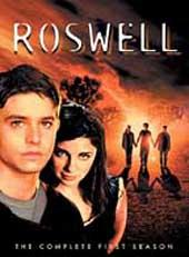 Roswell - Season 1 (6 Disc) on DVD