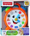 Fisher-Price L&L Smart Stages Counting Clock