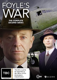 Foyle's War: The Complete Series 2 on DVD