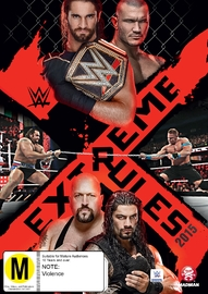 WWE - Extreme Rules 2015 on DVD
