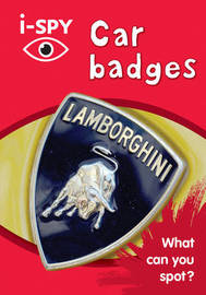 i-SPY Car badges by I Spy