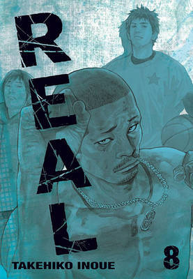Real, Vol. 8 by Takehiko Inoue image