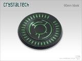 Tabletop-Art: Crystal Tech - Blank Base (60mm)