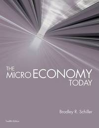 The Micro Economy Today with Connect Plus by Schiller Bradley image