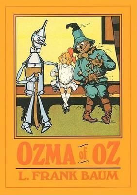 Ozma of Oz by L F Baum