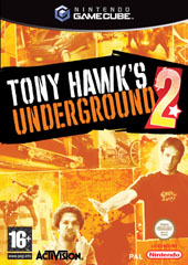 Tony Hawk's Underground 2 for GameCube