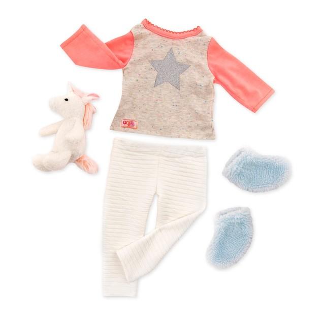 Our Generation: Regular Outfit - Unicorn Pyjamas