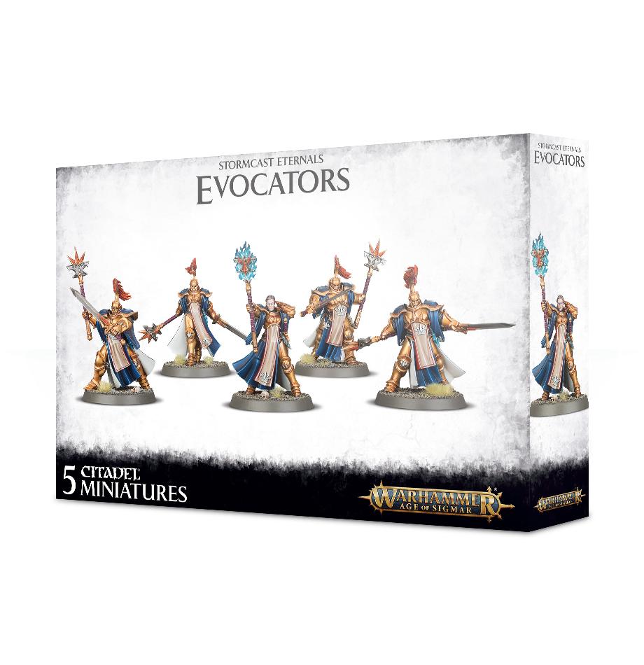 Warhammer Age of Sigmar: Stormcast Eternals - Evocators image