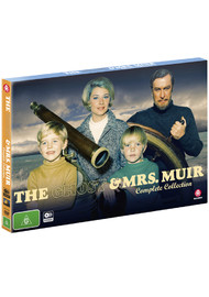 The Ghost & Mrs Muir Complete Box Set (limited) on DVD