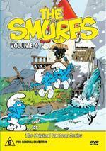 Smurfs, The - Vol. 4 on DVD