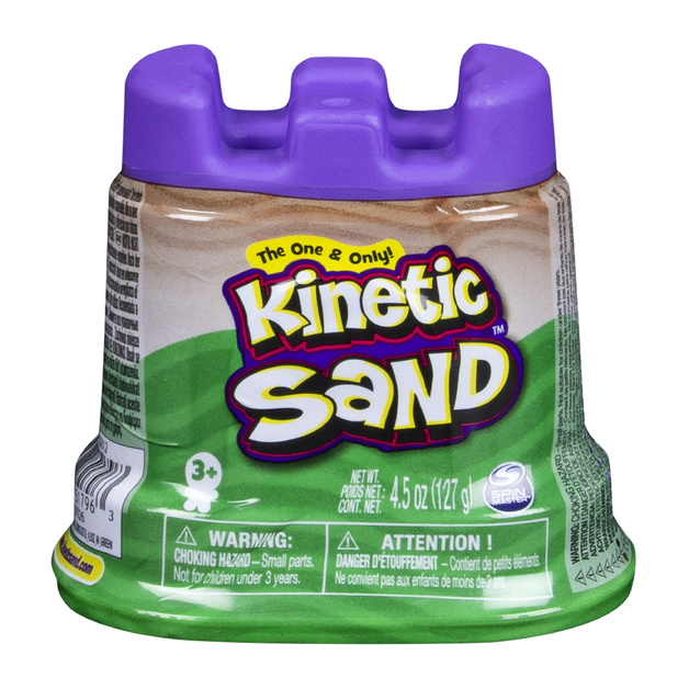 Kinetic Sand: Green (127g)