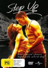Step Up on DVD